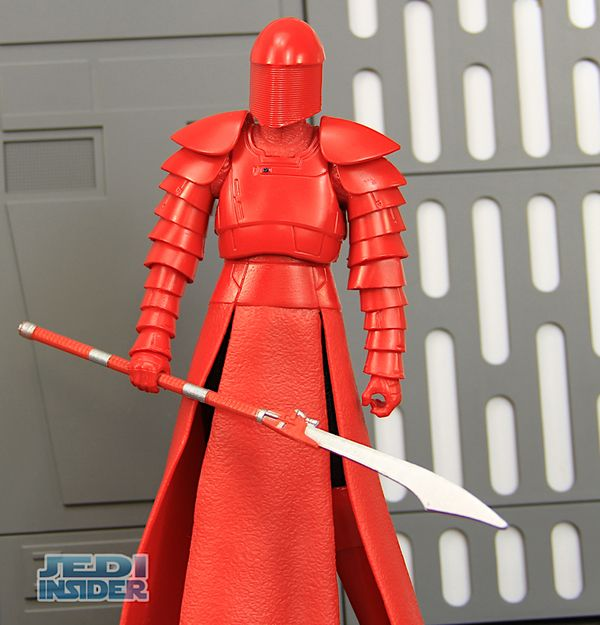 Star Wars Black Series 6 inch The Last Jedi Elite Praetorian Guard-NEW EN STOCK