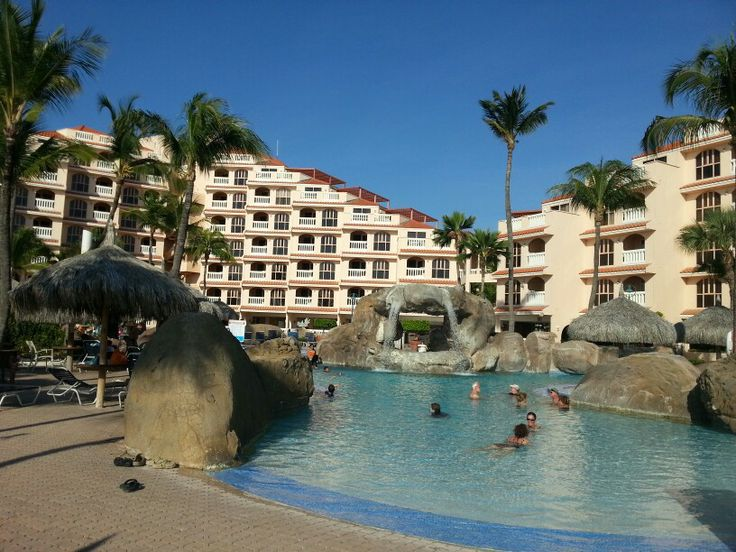 Playa Linda Aruba