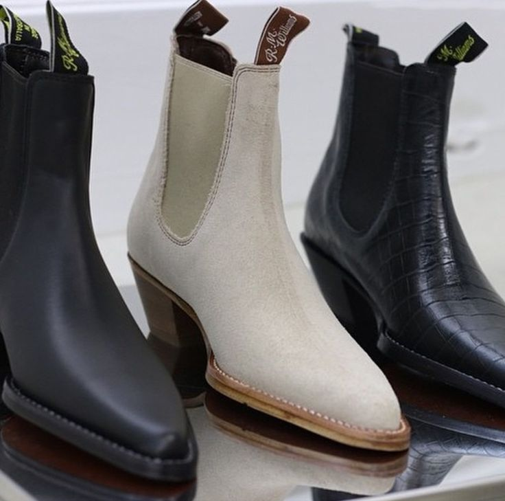 Millicent Boots R.M.Williams - Google Search