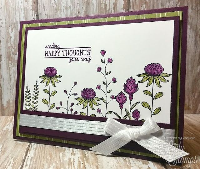 101 Best images about Cards - Flowering Fields on ...