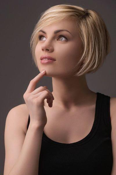 Blonde Kurzhaarfrisuren Damen Frisur 2018 – Inspirierend Frisuren 2018 – Dam…