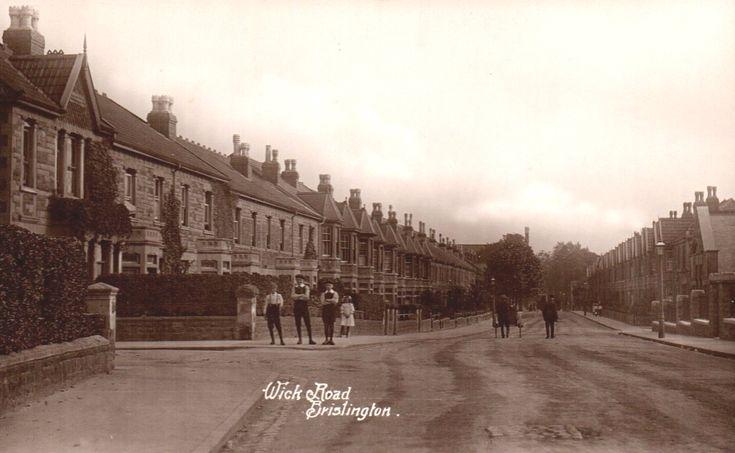 Wick Road Brislington.