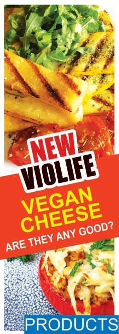What does the Vegan Food UK tasting panel think of the new Violife cheese range? Find out here!