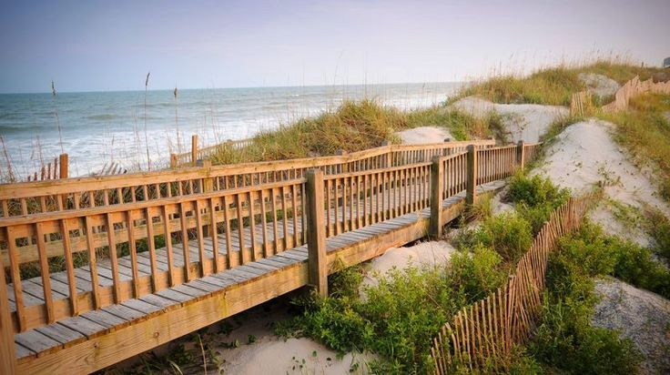 The greater Topsail area is one of three quieter beach destinations on the southeast coast of North Carolina.