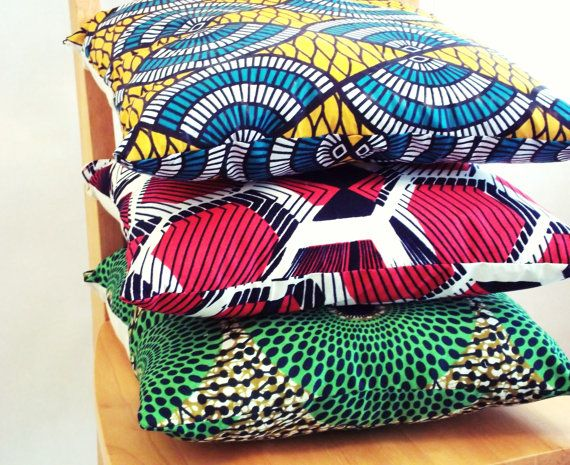 Gift Guide Item #20: Ankara pillow cases. & 19 best cushions images on Pinterest | Cushions African prints ... pillowsntoast.com