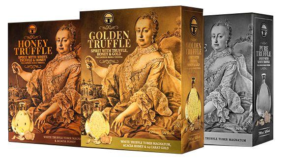 Special Edition of Premium Truffle Spirits