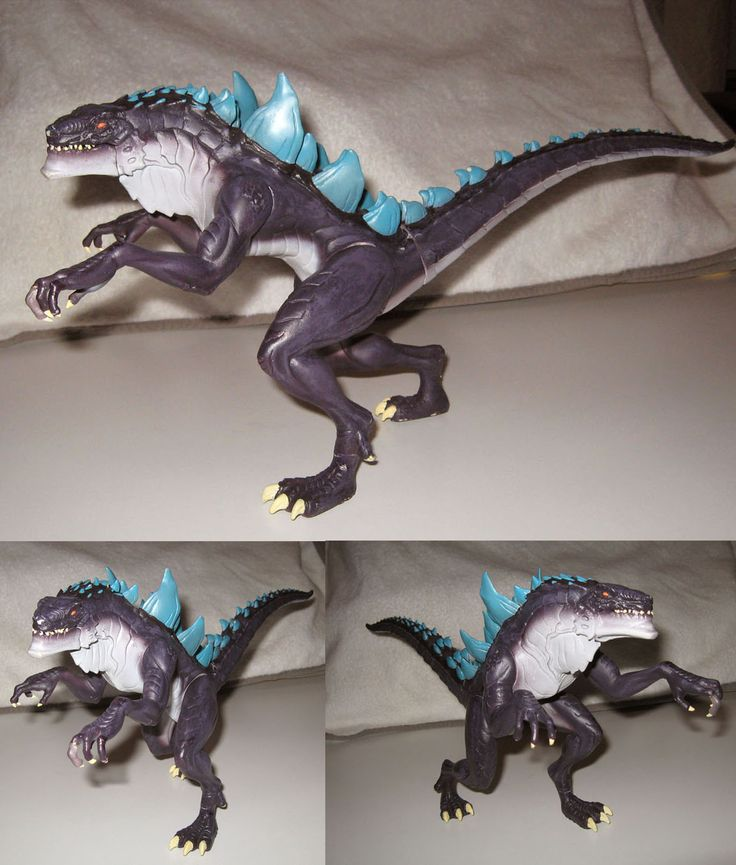 GODZILLA: THE SERIES- The Lost Trendmasters Toy Line « SciFi Japan