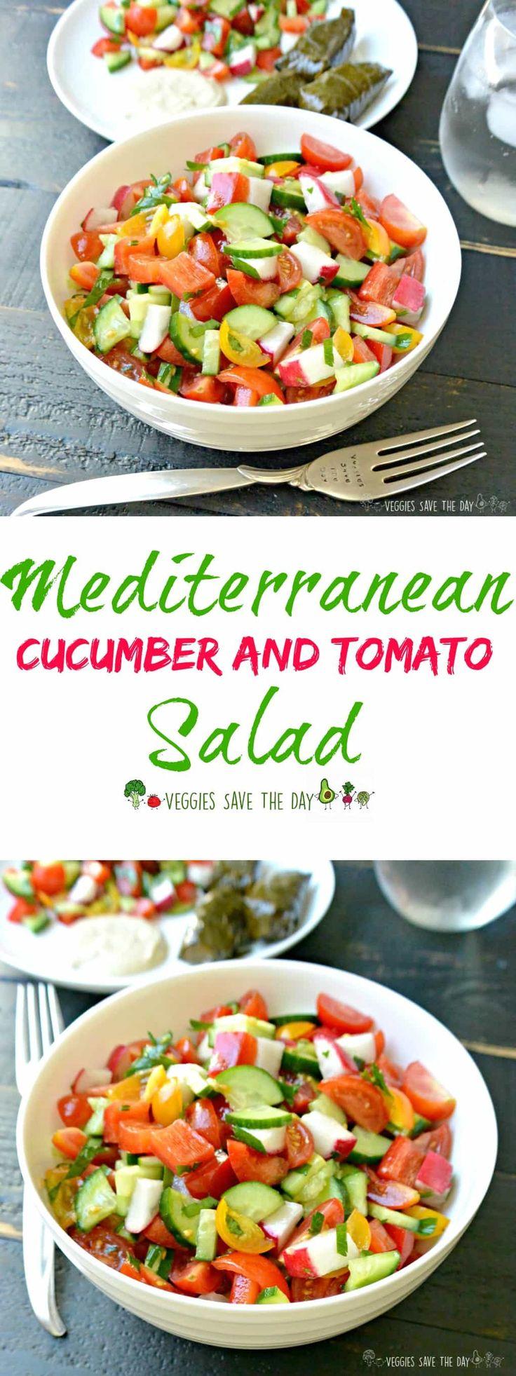 Herbal hibiscus tea 55g dr bean australia - Mediterranean Cucumber And Tomato Salad