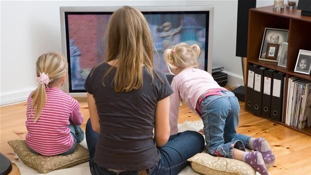 Vi ser mindre tv
