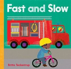 Barefoot Books Fast + Slow, $9.95