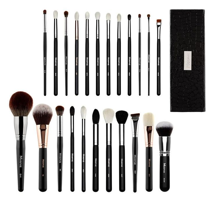 JACLYN HILL'S FAVORITE BRUSH COLLECTION... My allllllll time favorite brush set!!!!