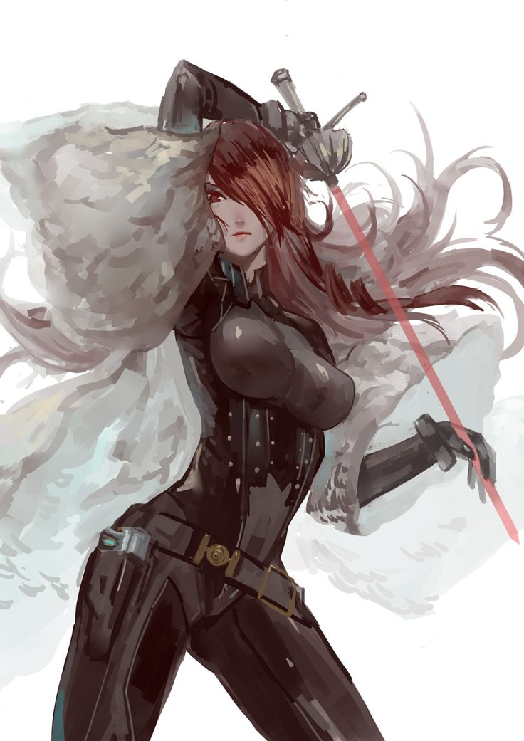 Artist: Nanaya (Daaijianglin) | Persona 4: The Ultimate In Mayonaka Arena | Shin Megami Tensei: Persona 3 | Kirijou Mitsuru