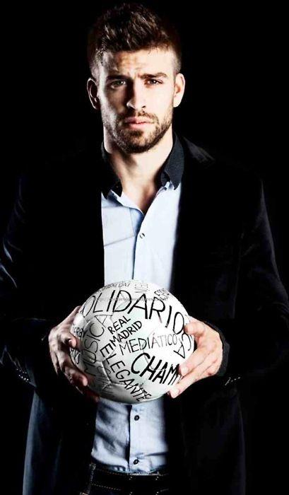 Gerard Pique; Barcelona Soccer / Spanish National Team