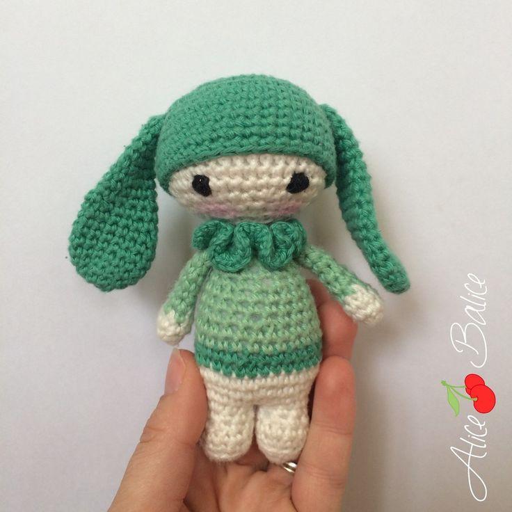 Tiny Lalylala  | amigurumi crochet | tuto crochet gratuit