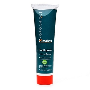 Pomegranate toothpaste - why not?!