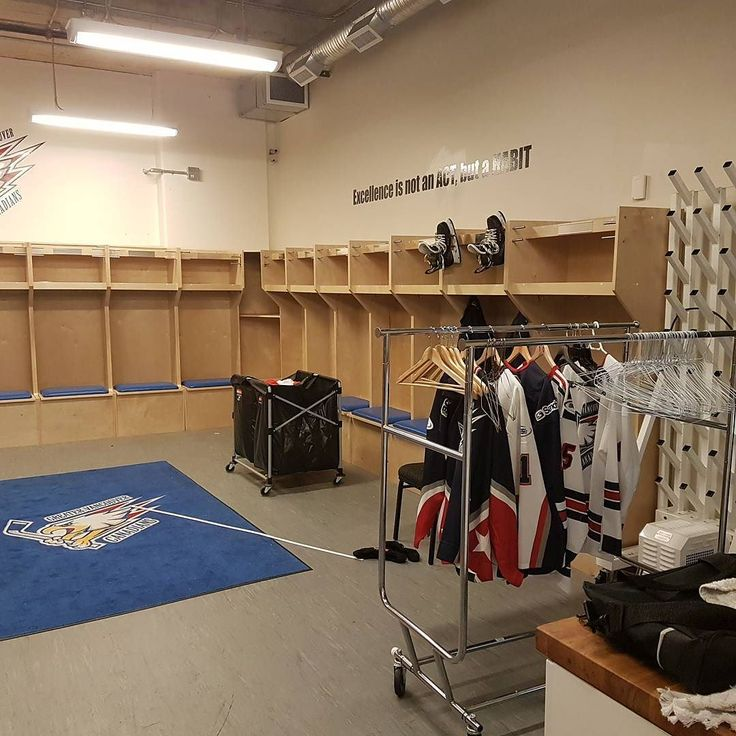 Hockey season is almost here!  #hockeylove #hockeylife #pucklife #puck #hockeymom #hockeydad #hockeyday #sportslockerroom #lockeroom #locker #sportslockers #sportslocker