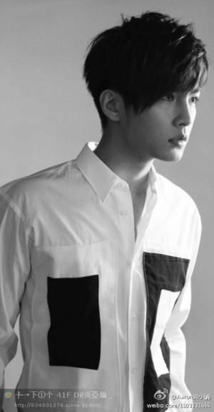 Aaron Yan....Taiwanese K Dramas - really liked him in Gloomy Salad Days- very different drama