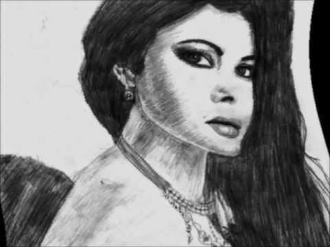 Portrait Haifa Wehbe  chante