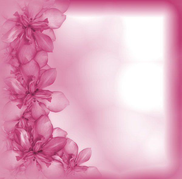 Mother's Day Borders | Fairy Iris Border 11: A pretty ...