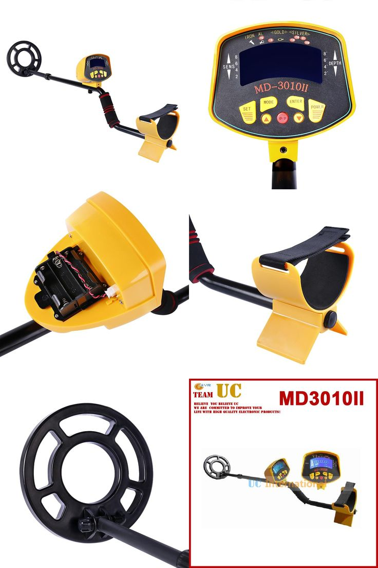 [Visit to Buy] Hot sales MD-3010II Metal Detector of the Underground Gold Metal Detector High Sensitivity Metal Detectr Gold  MD3010II #Advertisement