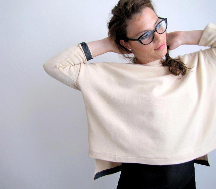 maglione Rettangolo