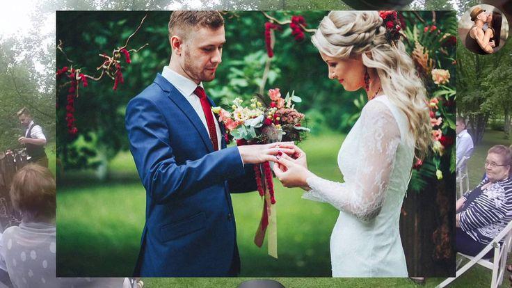 Как фотографировать свадьбу. Выпуск №4 Выездная регистрация