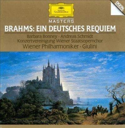 Precision Series Vienna Philharmonic Orchestra - Brahms: German Requiem Op 45