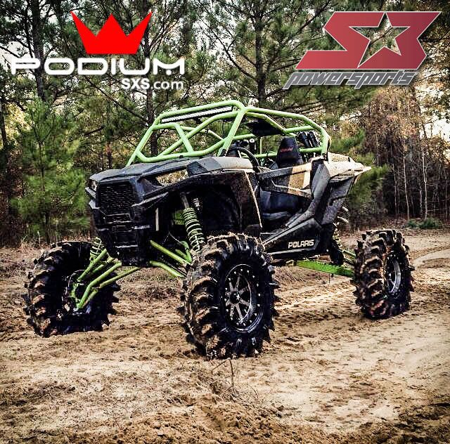I'm definitely not a RZR person buttttt s3 did awesome on this RZR 1000 build!! Can-Am still has my heart <3