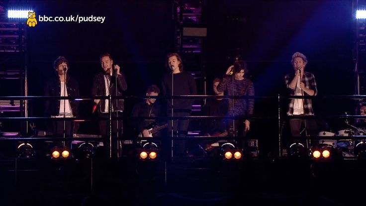 One Direction perform 'Night Changes' - BBC Children in Need 2014 omGggg THis aLBum Is GOnNa be AMAZIng