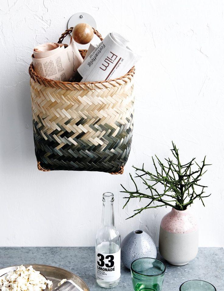 Helene Hanging Baskets (set of 2)