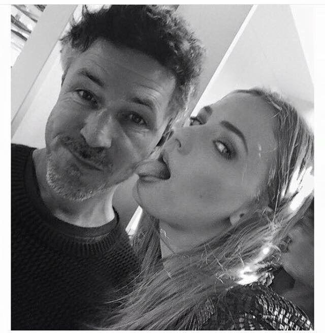 Aidan Gillen & Sophie Turner // Game Of Thrones