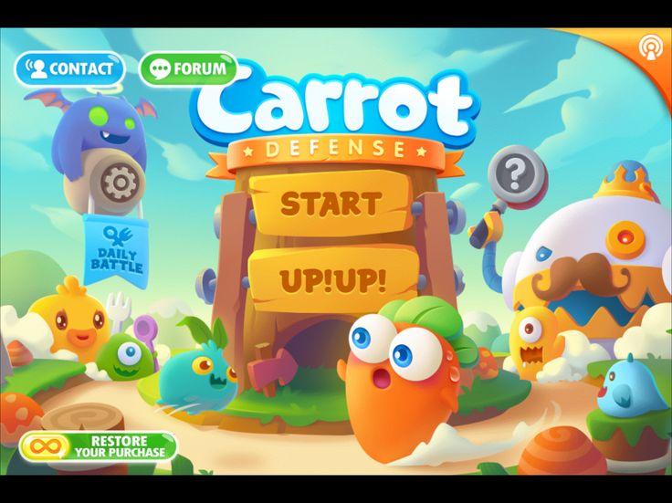 Carrot Defense