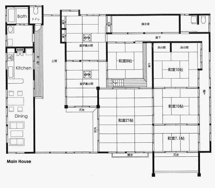 46 Best Gallery Japanese House Designs And Floor Plans Amazing