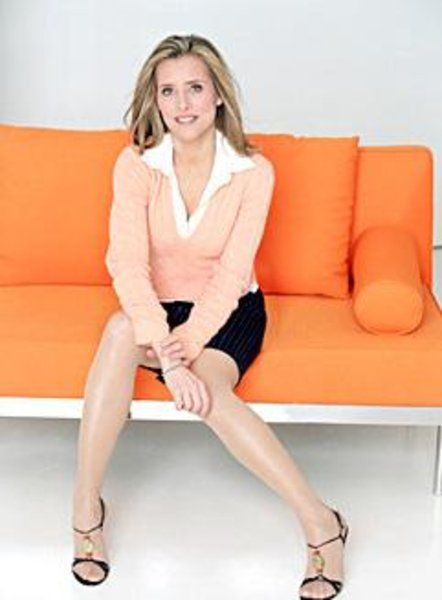 Meredith viera in pantyhose