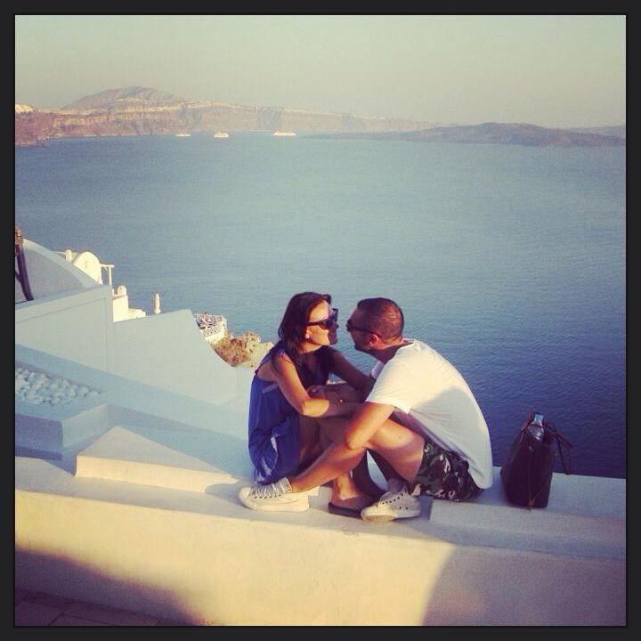 Ricordi di un'estate ... Santorini