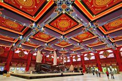 China section of the Ibn Battuta Mall in Dubai
