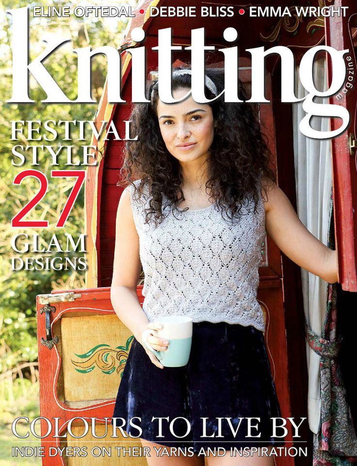 Knitting Issue 155 June 2016