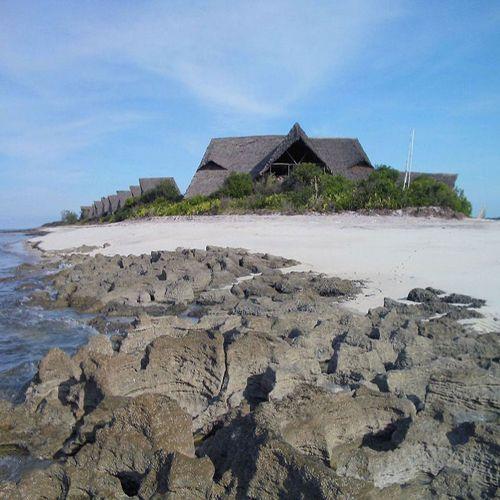 Lazy Lagoon Island Lodge #Tanzania