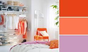 """Résultat de recherche d'images pour """"chambre fille orange et rose"""""""