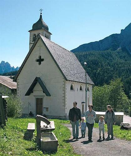 Chiesa di Dont di Zoldo Belluno #Dolomiti #Veneto Italia