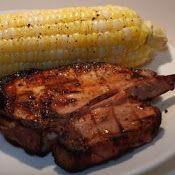 Côtelettes de porc grillées Smoky: Le blog de Officiel de Key Ingredient