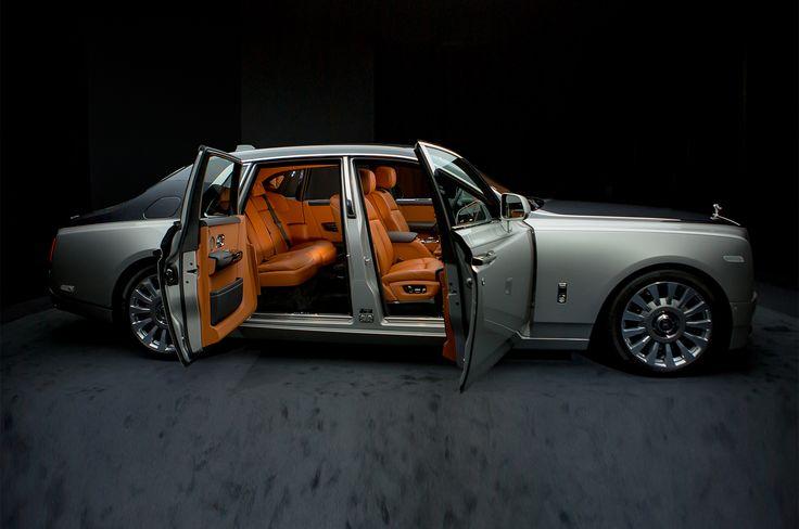 2018 Rolls Royce VIII side profile