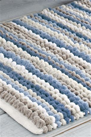 Buy Blue Stripe Towel from the Next UK online shop