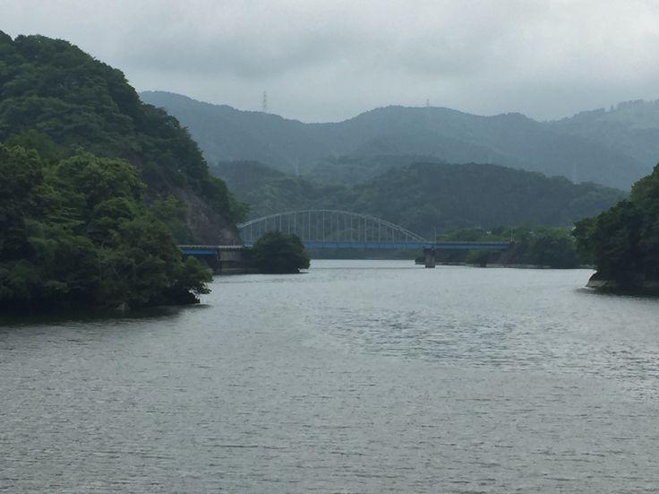 Lake Tanzawa / 丹沢湖