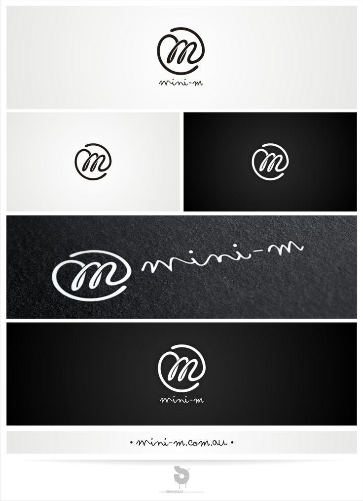 Logo for Mini Martini by binggolaz | #corporate #branding #creative #logo #personalized #identity #design #corporatedesign