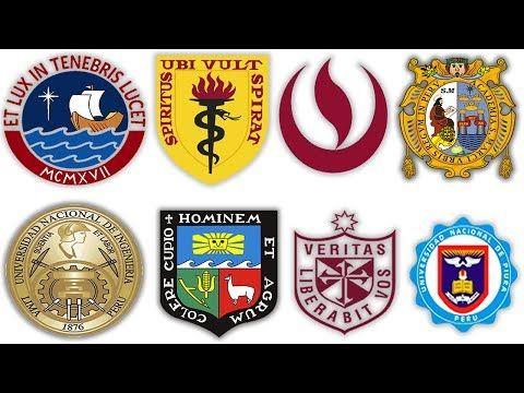 Las 20 Mejores Universidades del Perú 2017   RANKING SIR - YouTube