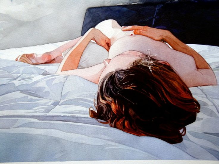 Keinyo White's paintings
