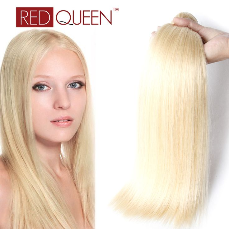Honey Blonde Brazilian Hair 3 Bundles 613 Blonde Hair Weave Straight Brazilian Virgin Hair Straight 7a Grade 100g Factory Sale