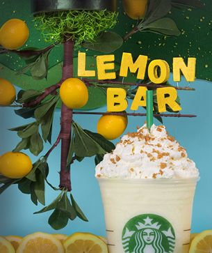 Have you tried #Starbucks Lemon Bar Frappuccino yet? We'd love to hear your thoughts on it!