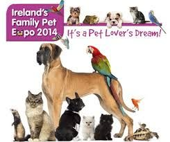 Are you going #PetExpo? Come and join IrishDogs.ie on Stand J1 - 22nd and 23rd November 2014!